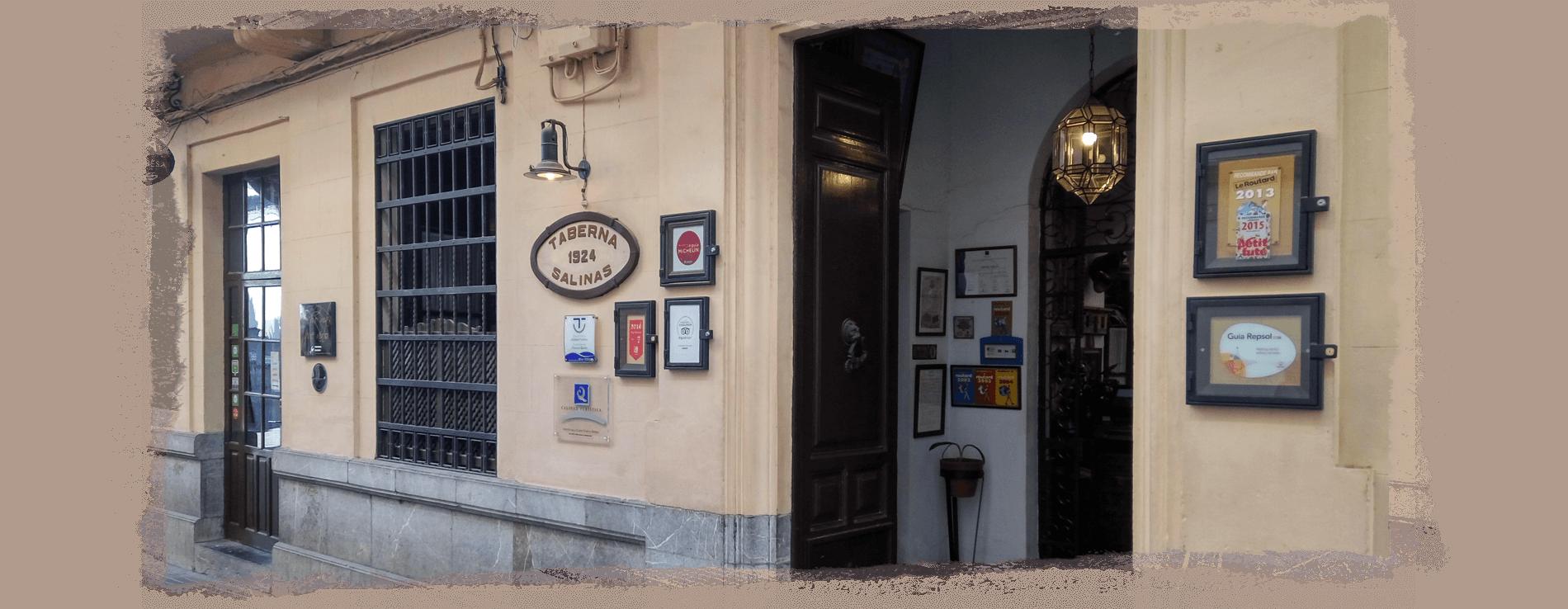 Taberna Salinas en Córdoba